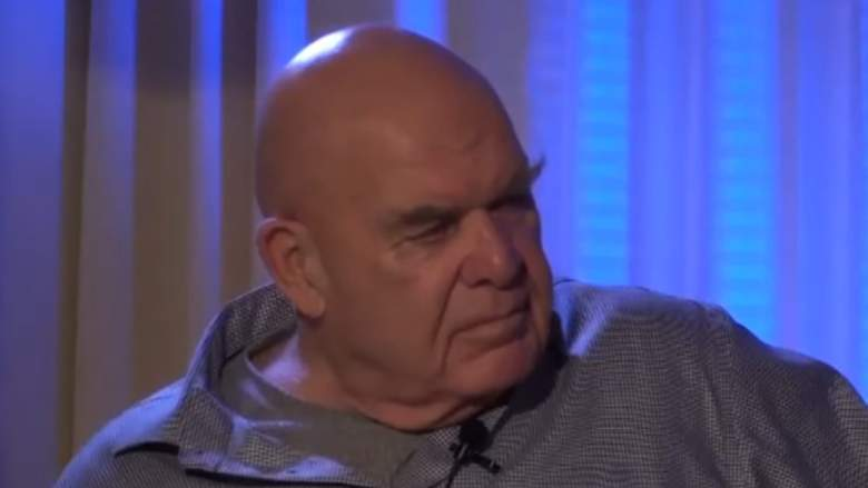 George Steele Dead, George Steele, George The Animal Steele