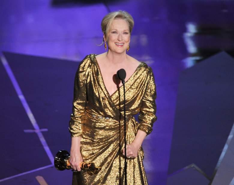 Meryl Streep Oscars, Meryl Streep Oscar wins, Meryl Streep Oscar nominations