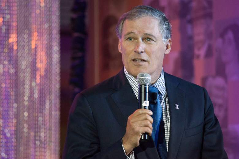 Jay Inslee press conference, Jay Inslee governor, Jay Inslee washington state