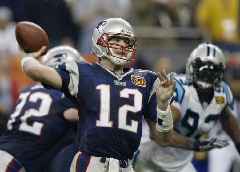 Last Super Bowl in Houston, Previous Houston Super Bowls, Patriots 2004 Super Bowl