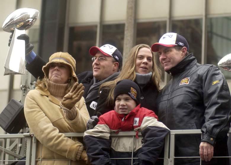 bill belichick family