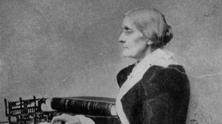 Susan B. Anthony, Susan B. Anthony photo, Susan B. Anthony Day