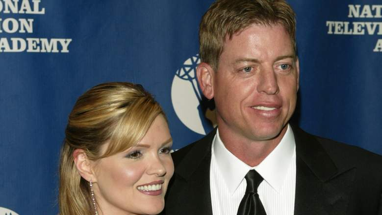 Rhonda Worthey, Troy Aikman wife, Troy Aikman married, Troy Aikman divorce