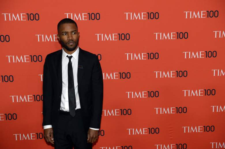Frank Ocean attends the Time 100 Gala celebrating the Time 100 issue of the Most Influential People In The World at Jazz at Lincoln Center on April 29, 2014 in New York. AFP PHOTO / Timothy A. CLARY (Photo credit should read TIMOTHY A. CLARY/AFP/Getty Images)