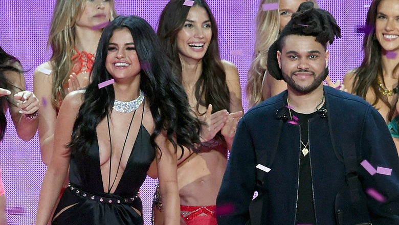 The Weeknd, The Weeknd Selena Gomez, The Weeknd Girlfriend, The Weeknd Dating, Is The Weeknd Dating Selena Gomez, Who Is The Weeknd Dating, The Weeknd And Selena Gomez Grammys 2017