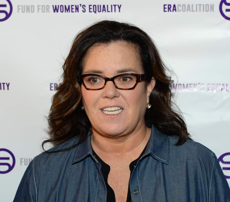 Rosie O'Donnell Donald Trump, Rosie O'Donnell Donald Trump history, Rosie O'Donnell Trump