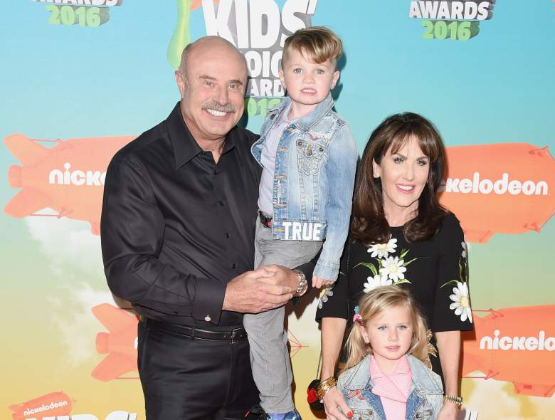 Dr. Phil wife, Robin McGraw, Phil McGraw wife, Dr. Phil family