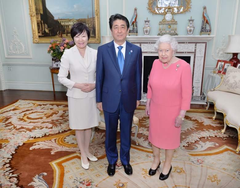 Shinzo Abe wife, Akie Abe, Shinzo Abe family