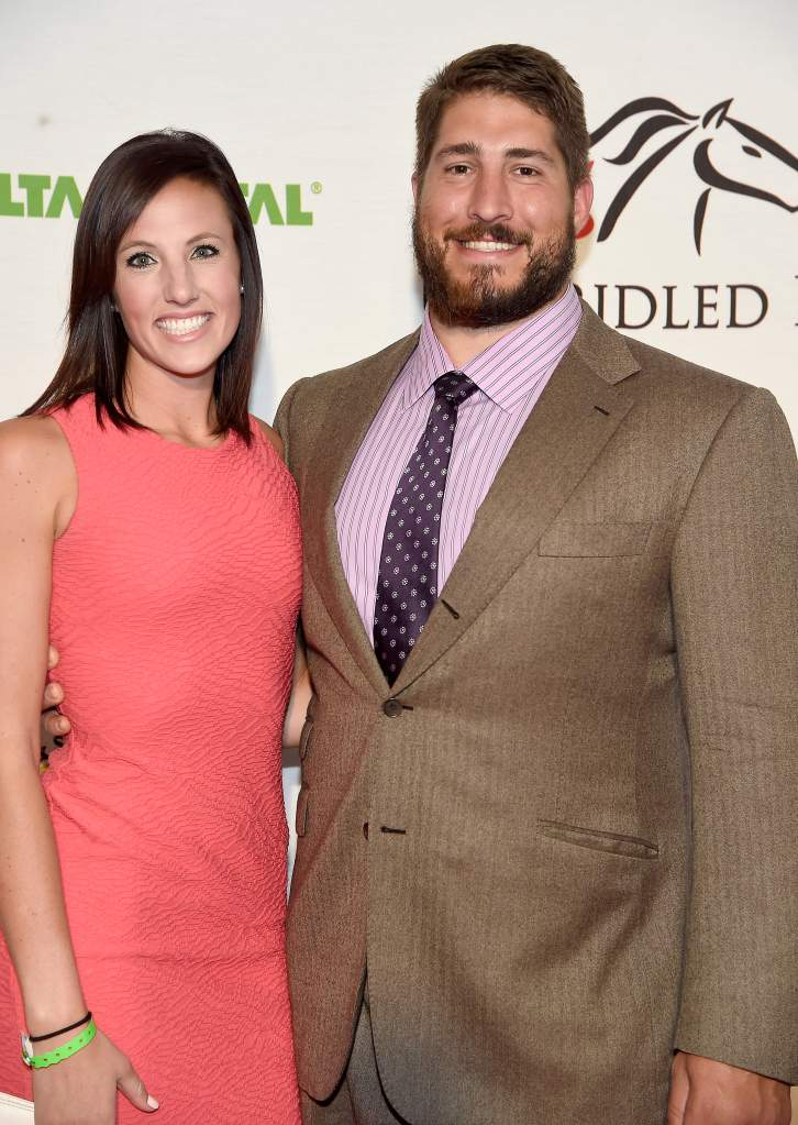 Alex Mack wife, Super Bowl WAG, Alex Mack girlfriend