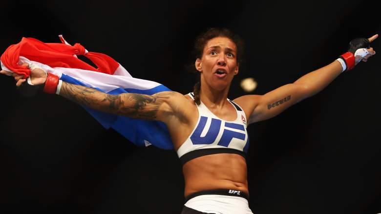 Germaine de Randamie, de Randamie, UFC champ, UFC fighter