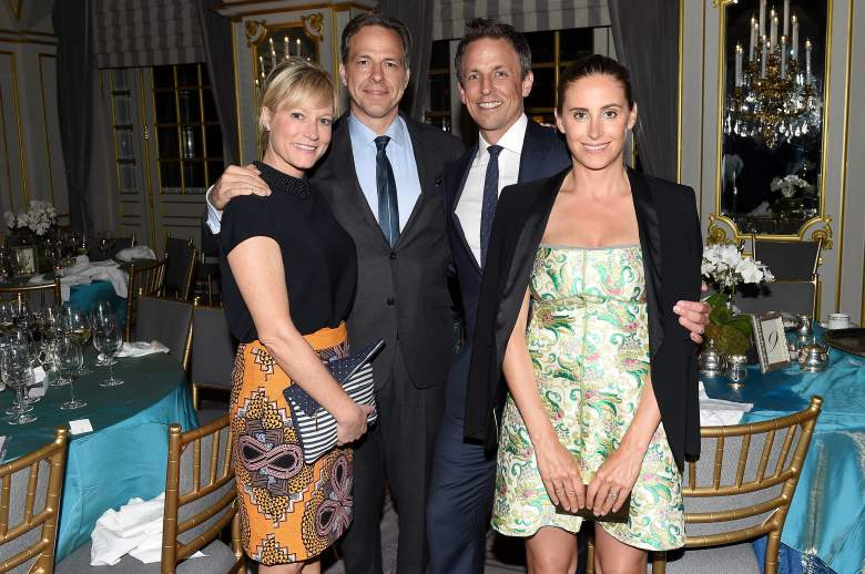 Jake Tapper Wife, Jennifer Marie Brown, Jake Tapper Jennifer, Jake Tapper CNN