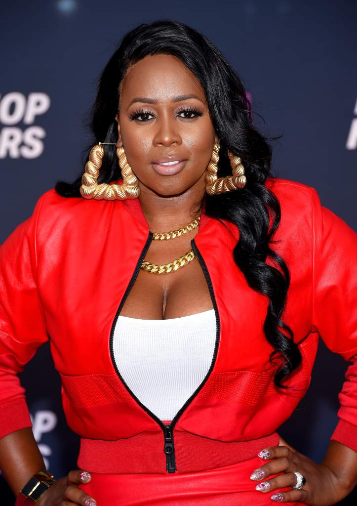 NEW YORK, NY - JULY 11: Rapper Remy Ma attends the VH1 Hip Hop Honors: All Hail The Queens at David Geffen Hall on July 11, 2016 in New York City. (Photo by Michael Loccisano/Getty Images for VH1)