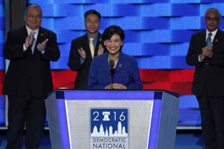 Judy Chu DNC, Judy Chu democratic national convention, Judy Chu dnc speech