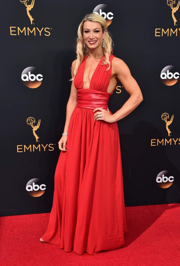 Jessie Graff, American Ninja Warrior Jessie Graff, Who is Jessie Graff American Ninja Warrior