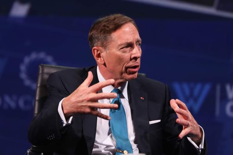 David Petraeus, David Petraeus Donald Trump, National Security Adviser, Michael Flynn replacement