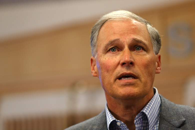 Jay Inslee washington, Jay Inslee washington governor, Jay Inslee press conference