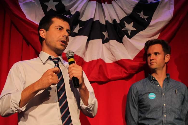 Pete Buttigieg, DNC chair candidate, South Bend mayor