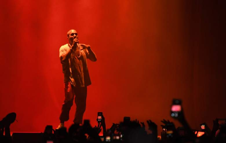 Kanye West performs on stage during The Meadows Music & Arts Festival on October 2, 2016 in Queens, New York. / AFP / ANGELA WEISS (Photo credit should read ANGELA WEISS/AFP/Getty Images)