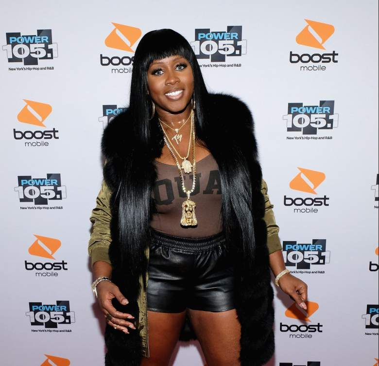 NEW YORK, NY - OCTOBER 27: Rapper Remy Ma attends Power 105.1's Powerhouse 2016 at Barclays Center on October 27, 2016 in New York City. (Photo by D Dipasupil/Getty Images for iHeart- Power 105.1)