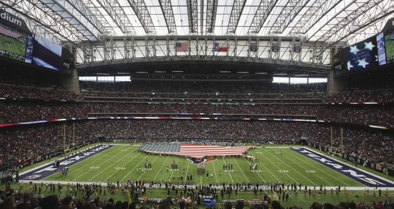 super bowl 51 2017 nrg stadium will is roof open closed falcons patriots