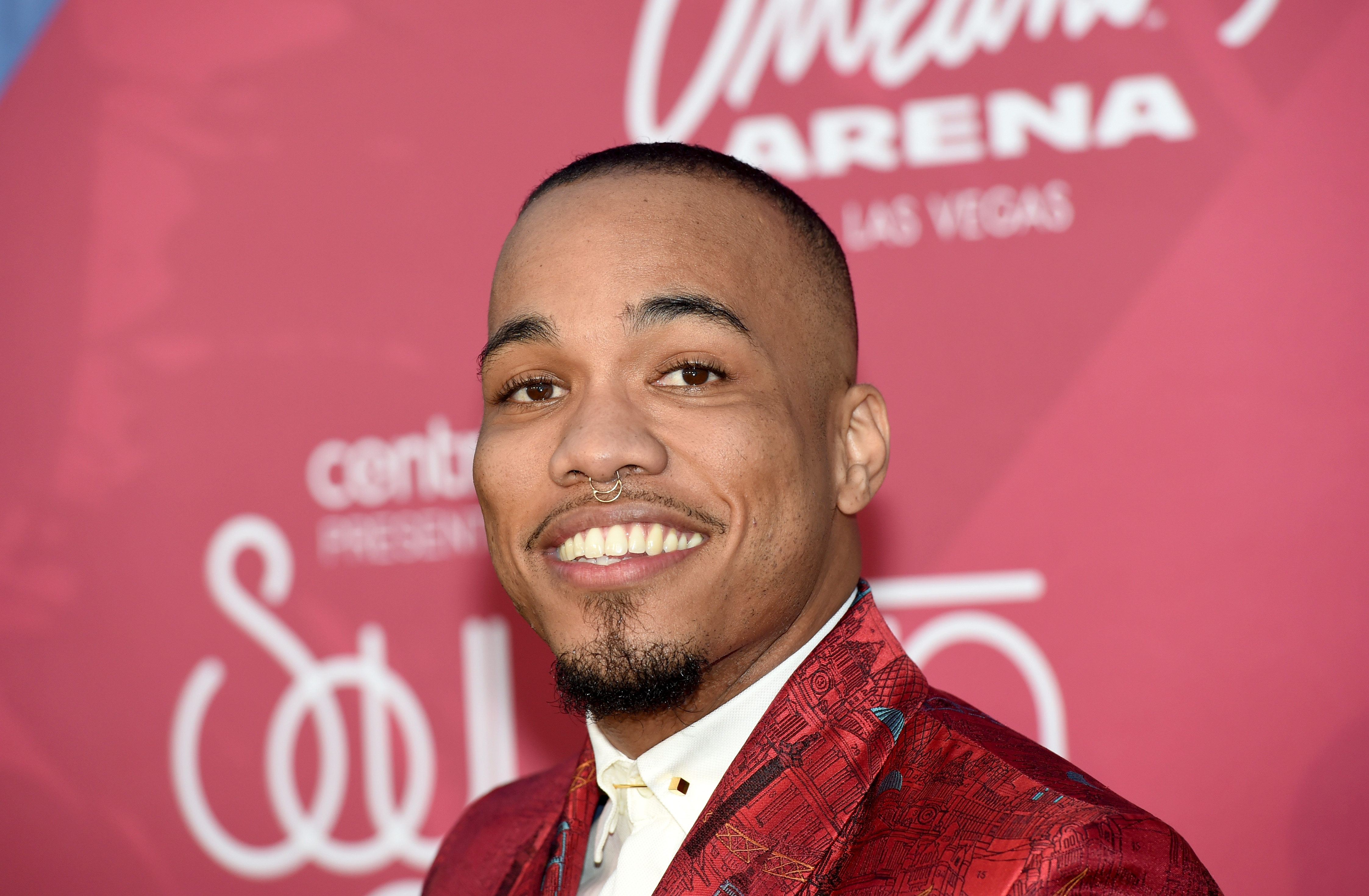 Anderson .Paak at the Soul Train Music Awards on November 6, 2016 in Las Vegas, Nevada. (Photo by Ethan Miller/Getty)