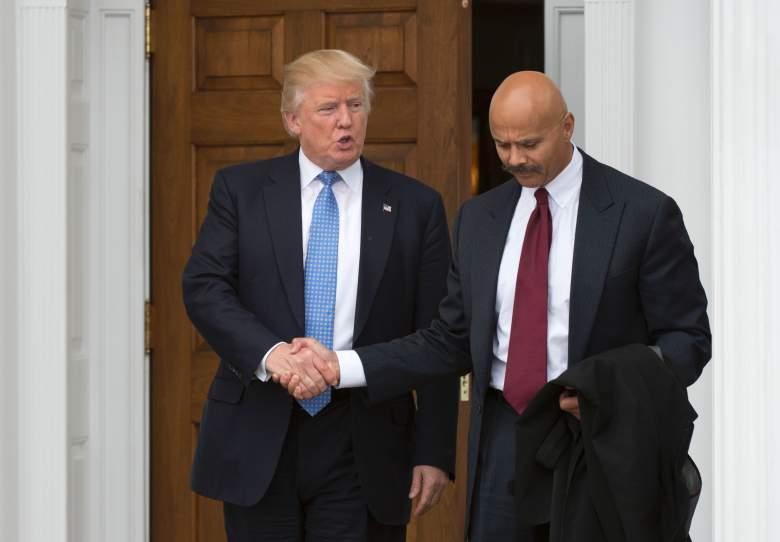 Peter Kirsanow donald trump, Peter Kirsanow donald trump meeting, Peter Kirsanow trump