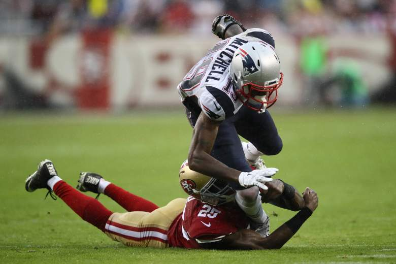 Malcolm Mitchell stats, Malcolm Mitchell Patriots, Patriots Wide Receivers