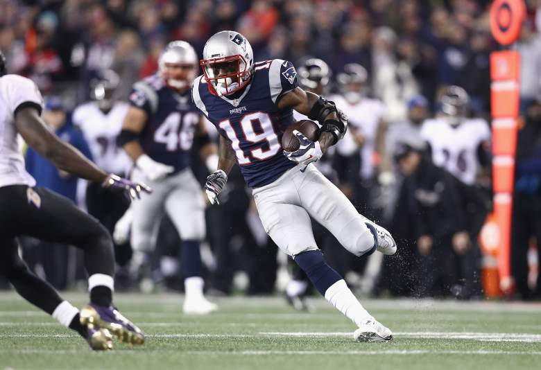 Malcolm Mitchell, New England Patriots rookie, Patriots wide receiver, Patriots Super Bowl roster