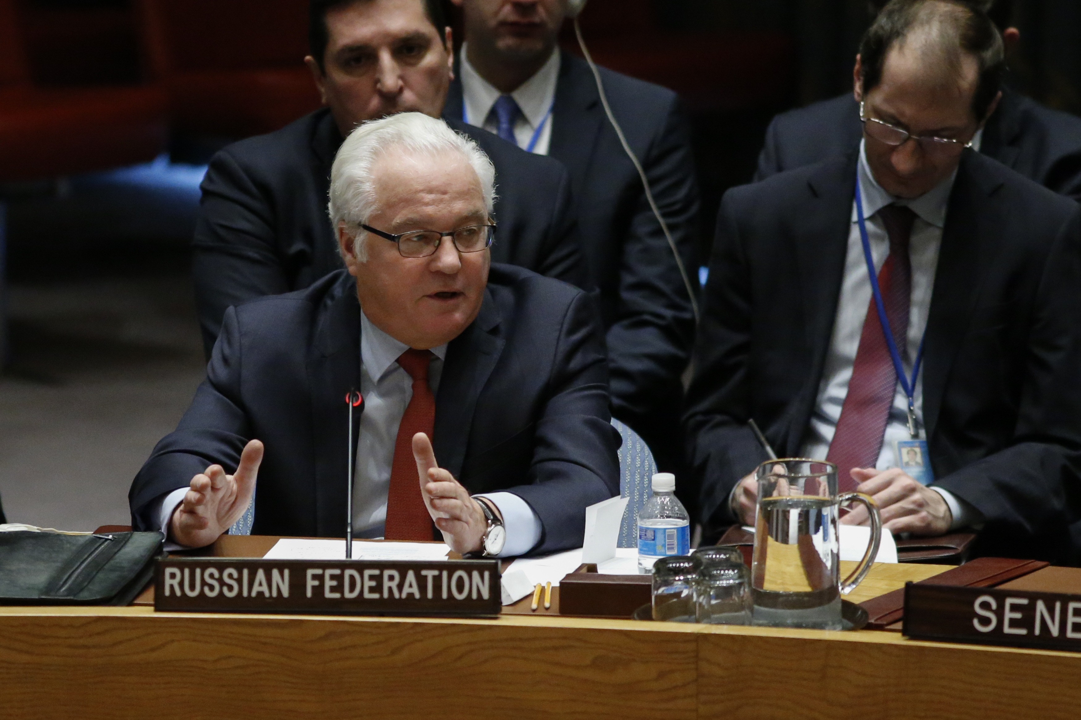Vitaly Churkin Dead: How Did Russian Ambassador Die?