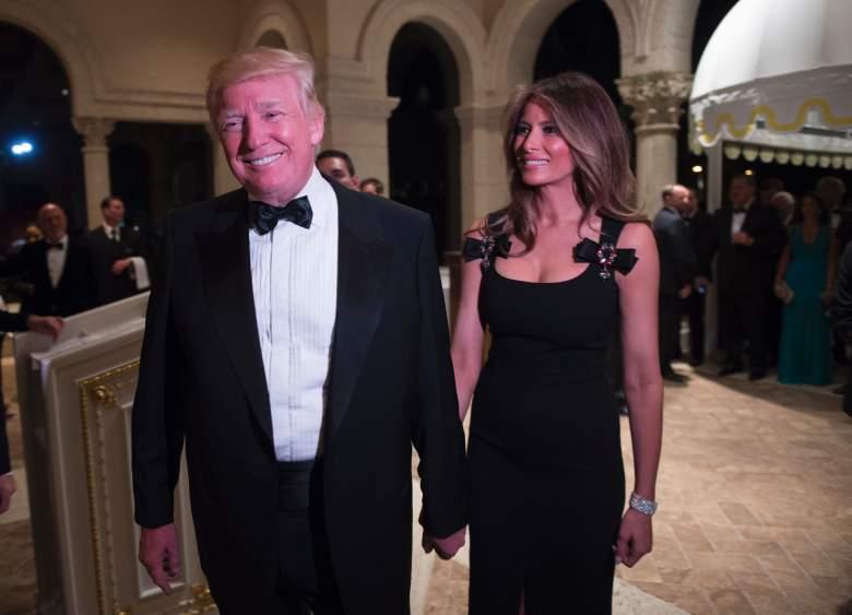 Donald Trump new year's, Donald Trump mar-a-lago gala, trump mar-a-lago new year's