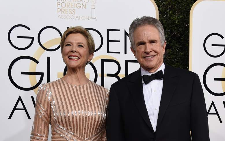 Annette Bening and Warren Beatty (Getty)