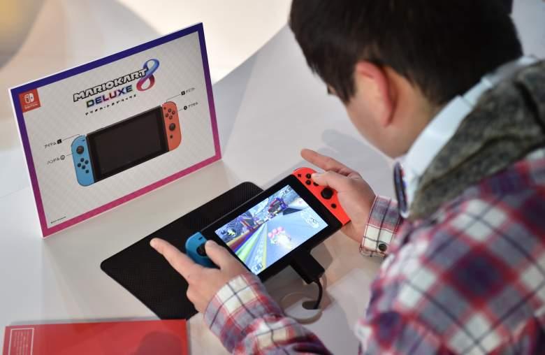 Nintendo Switch, Nintendo, Nintendo NX, Switch console