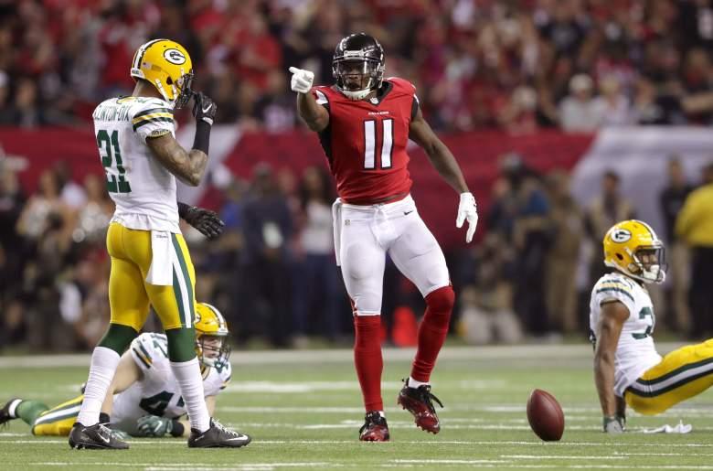 Julio Jones, Atlanta Falcons Wide Receiver, Julio Jones Falcons, Julio Jones Super Bowl