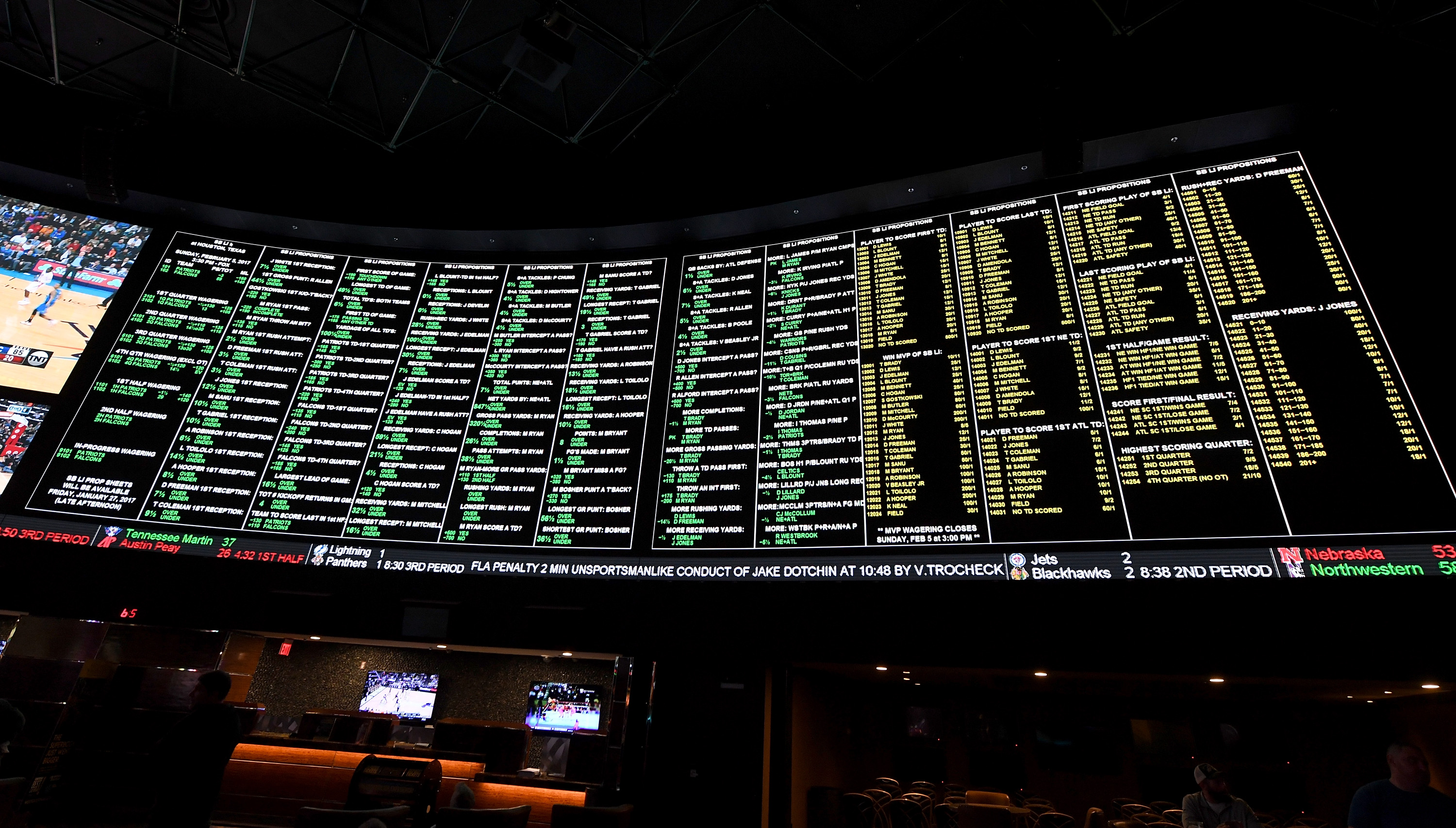 how much is bet on super bowl, total money bet on super bowl, super bowl gambling, money bet on super bowl, sports gambling legal