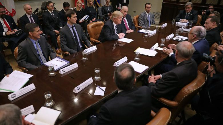 Donald Trump meeting, Donald Trump national security council, donald trump meeting in roosevelt room