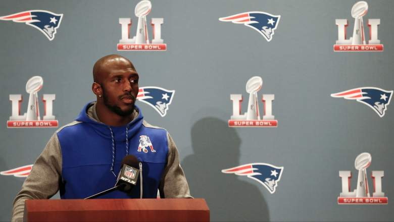 New England Patriots, Devin McCourty, Patriots Super Bowl roster, Patriots safety