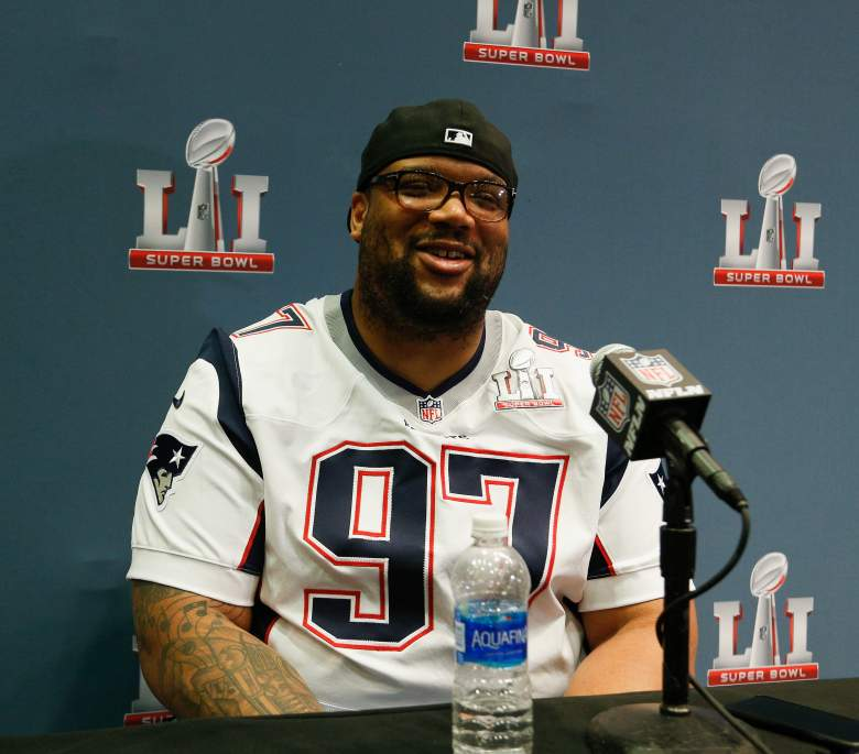Alan Branch Patriots, Patriots Skipping white House, PAtritos not going to white house