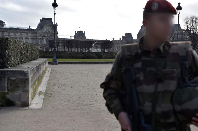 louvre, louvre terrorist attack