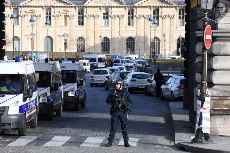 louvre terrorist attack
