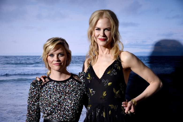Reese Witherspoon TV show, Big Little Lies start time, Big Little Lies, Nicole Kidman TV show