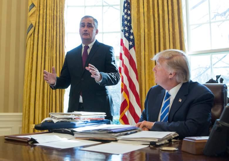 Brian Krzanich Donald Trump, Brian Krzanich Donald Trump meeting, Brian Krzanich trump oval office