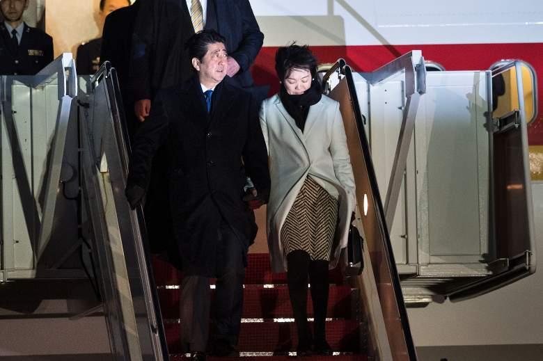 Shinzo Abe wife, Akie Abe, Shinzo Abe family, Shinzo Abe Donald Trump