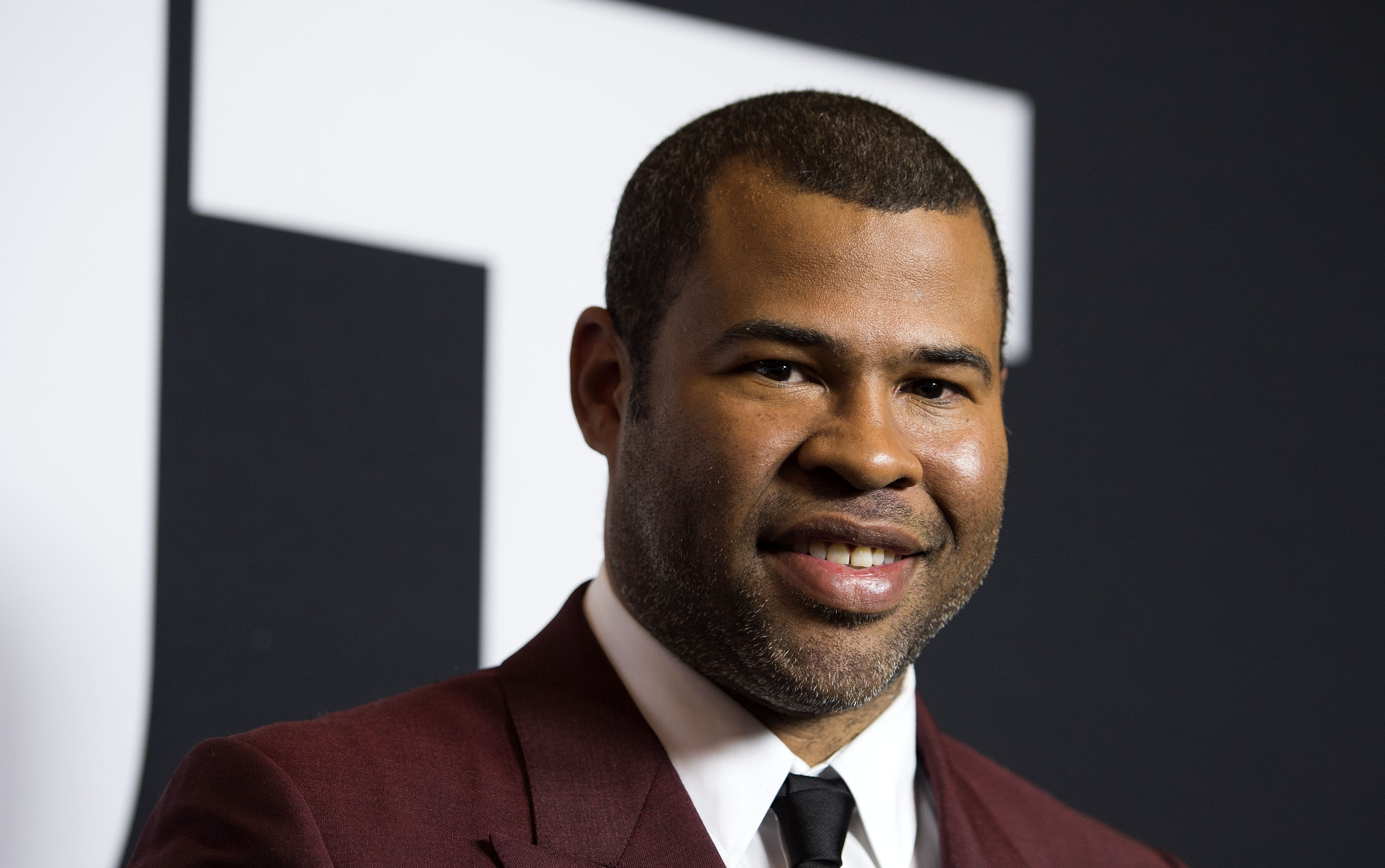 "Jordan Peele attends the Special Screening of ""Get Out"", in Los Angeles, California, on February 10, 2017.  (VALERIE MACON/AFP/Getty)"