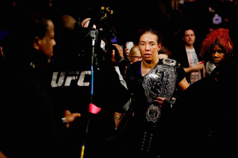 Germaine de Randamie, de Randamie, de Randamie MMA, de Randamie UFC