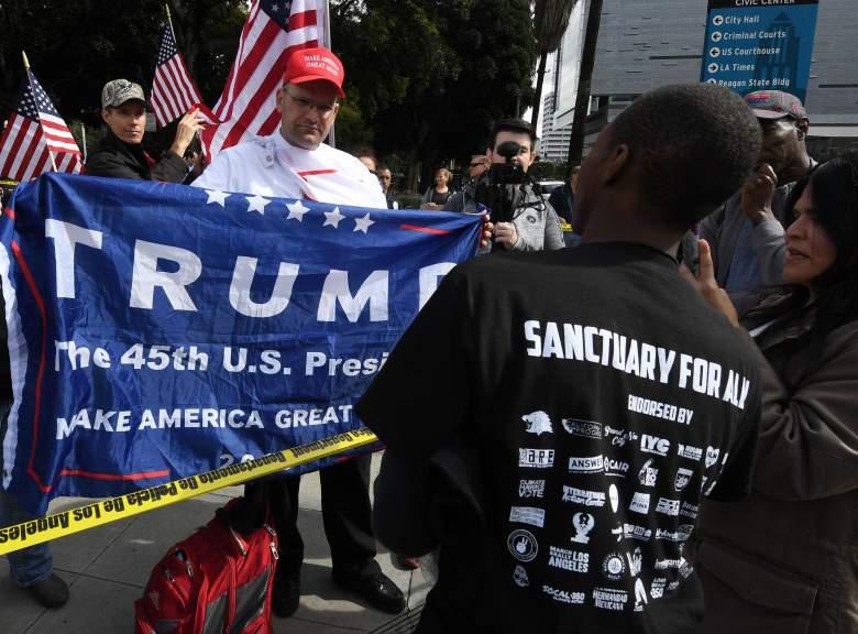 Not My President, Not My President's Day Protest, Not My President NYC