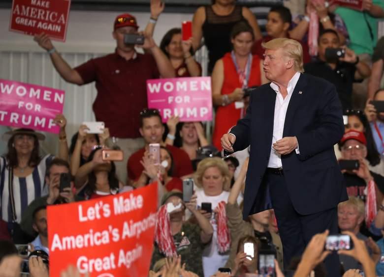 Donald Trump Sweden, Last Night in Sweden, Sweden Incident