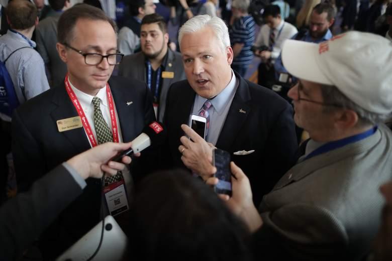 Matt Schlapp CPAC, Matt Schlapp cpac 2017, Matt Schlapp  American Conservative Union