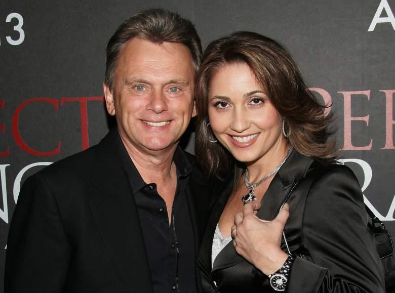 Pat Sajak wife, Pat Sajak Married, Lesley Brown Sajak