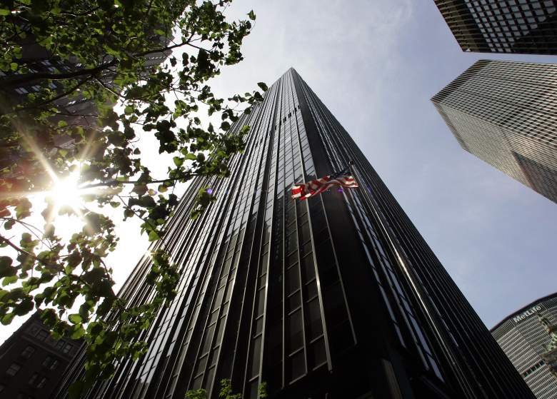 The New York headquarters of Cerberus Capital Management in May 2007. (Getty)