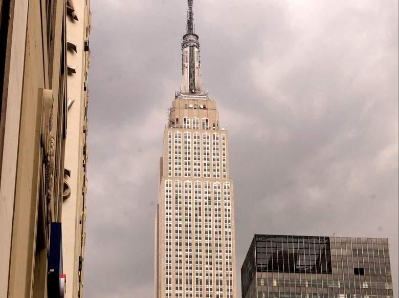 Empire State Building, Empire State Building new york skyline, Empire State Building new york city